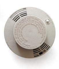 Detectores de humo  (Foto eléctrico-Ionizado)