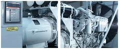 Plantas Eléctricas - Ottomotores