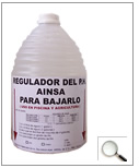 Regulador del PH Ainsa (Para Bajarlo)