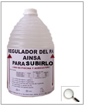 Regulador del PH Ainsa (Para Subirlo)