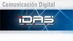 Sistema Icom de radio digital móvil terrestre  IDAS