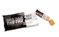 Galleta dulce sabor Vainilla  Pao Pao