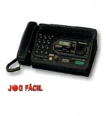 Fax de papel térmico Panasonic KX-FT67LA