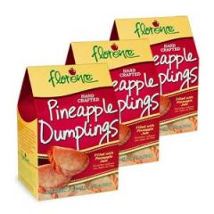Florence Pineapple Dumplings
