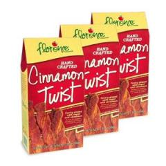 Florence French Cinnammon Twists