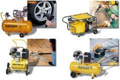 Equipos y herramientas neumáticas Kaeser