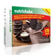 Nutrishake/ Cookies&Cream