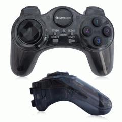 Gamepad para PC con cursor direccional y 10