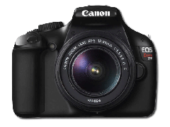 Camara Digital Canon Eos Rebel T3 (Incluye Lente