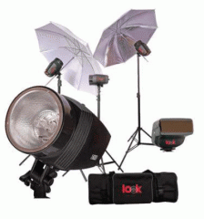 Equipo de Luces Look 160 Watts