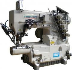 Máquina para la confección VG 888 N-600