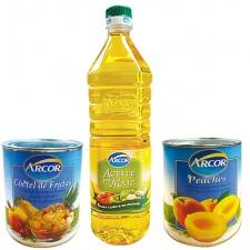 Productos Alimenticios marca Arcor