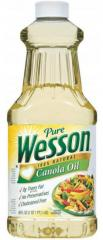 Aceites marca Wesson