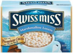 Cocoa caliente  marca Swiss Miss