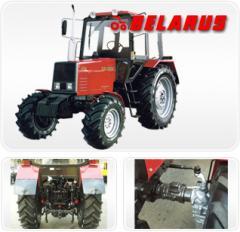 Tractores Agrícolas 6 a 300 H.P.