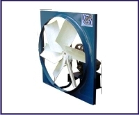 Inyectores y Extractores de Aire Axiales Para