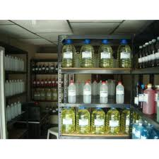 Productos Quimicos para Industria de Limpiadores y