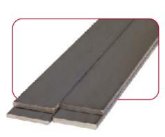 Platinas de acero