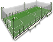 Pisos deportivos  Marca Forbex / Greenfield