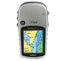 GPS eTrex Vista® HCx