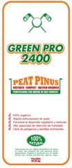 Sustrato Fertilizante Peat Pinus Green Pro 2400