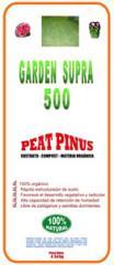 Sustrato Fertilzante Peat Pinus Garden Supra 500
