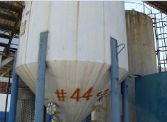 Tanque de Acero Inoxidable #44