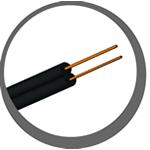 Conductores DW CCS  Drop Wire