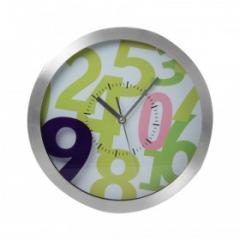 Concepts  Reloj Aluminio para Pared 25cm
