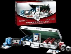 World Poker Tour Tournament Set