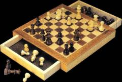 Magnetic Chess Box