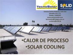 Equipos de Solar Cooling