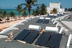 Calentador solar Compacto Chromagen de 300 litros