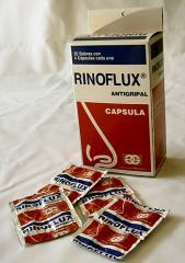 Antihistamínico Rinoflux Cápsulas