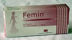 Femin Gel Vaginal