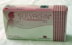 Sulvagin Crema Vaginal