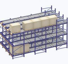 Sistema Rack Dinámico