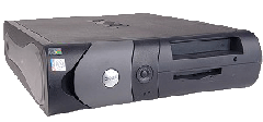 Computadora Dell Optiplex GX280 Slim