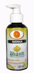 Aceite Terapéutico de Naranja