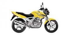 Motocicleta Honda CBX 250 Twister