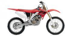Motocicleta Honda CRF 250 R