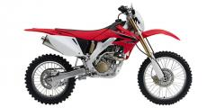 Motocicleta Honda CRF 250 X