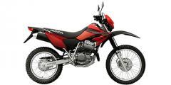 Motocicleta Honda XR 250 Tornado