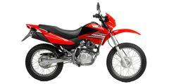 Motocicleta Honda NXR 125 Bros