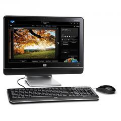 Computadora HP Pavilion All-in-One MS220la - Todo