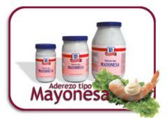 Aderezo Tipo Mayonesa