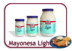 Mayonesa Light