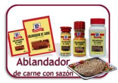 Ablandador de Carne con Sazón