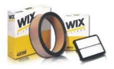 Filtros de aire Wix