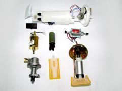 Repuestos para sistema de combustible